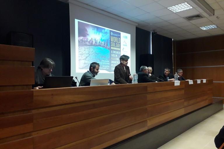 Gli studi del Politecnico di Bari sul Consumo di suolo in Puglia
