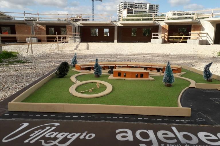 Il Villaggio dell'Accoglienza Agebeo