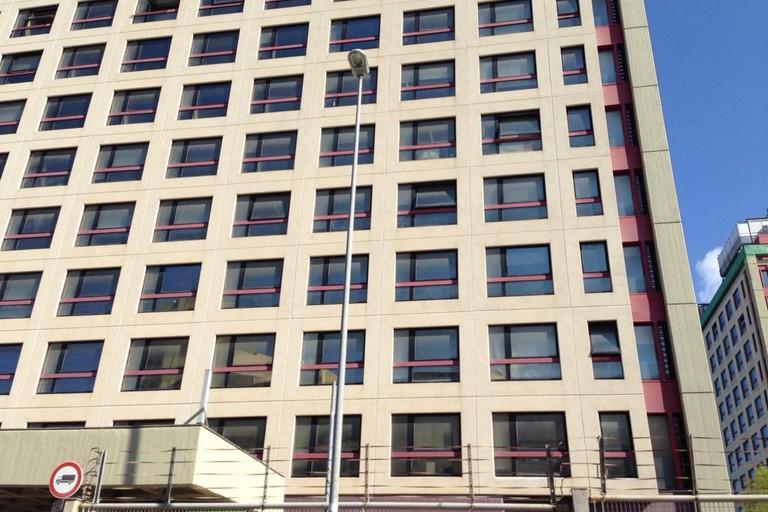 Palazzo ex telecom