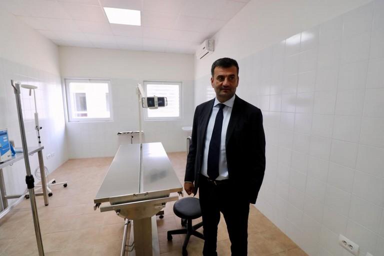 sala operatoria canile sanitario bari