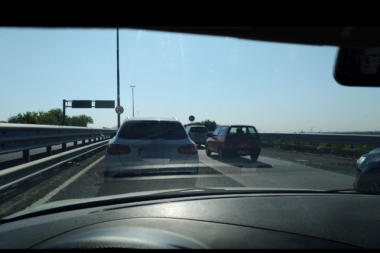 Traffico tangenziale