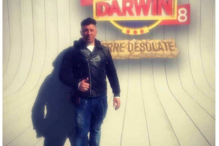 Natale Mastropasqua a ciao Darwin 8