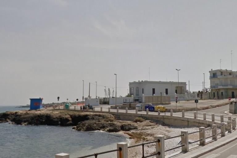 Via dei trulli torre a mare