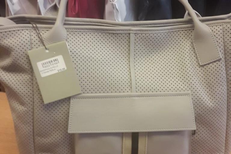 La borsa rubata
