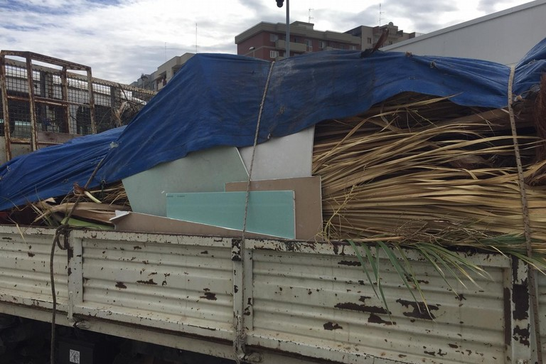 I rifiuti trasportati