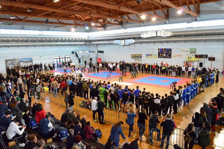 Campionati regionali di Kickboxing