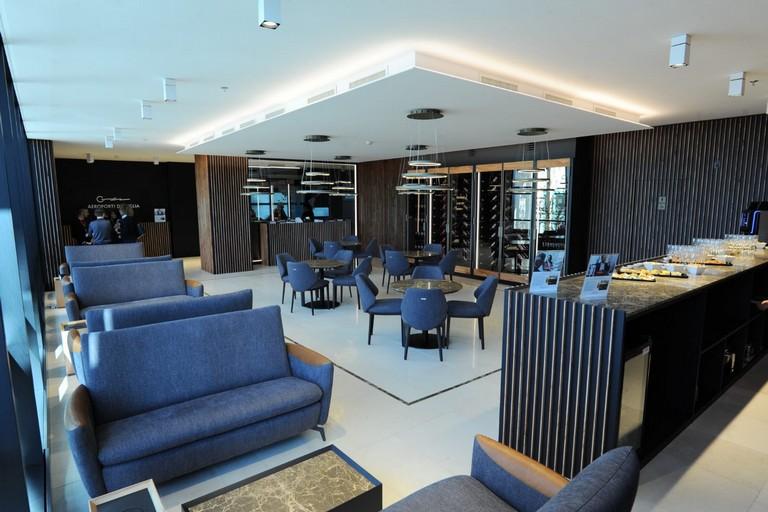 La vip lounge