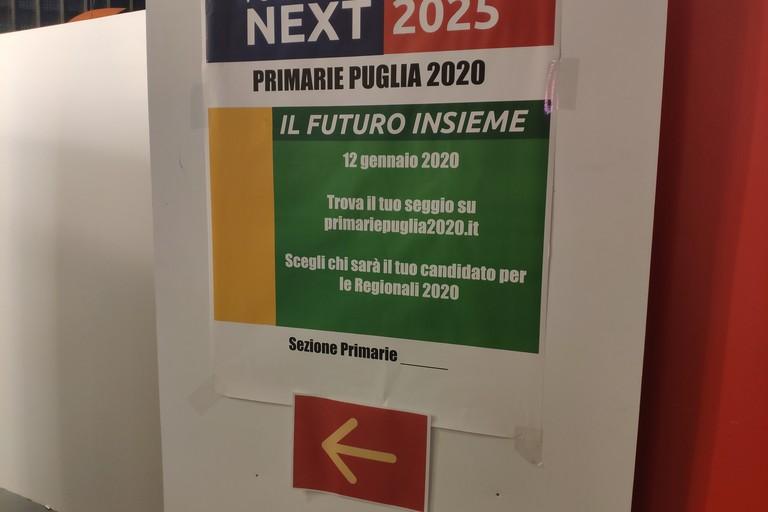 Le primarie in Puglia