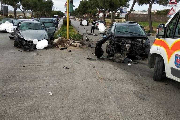 Incidente via Napoli