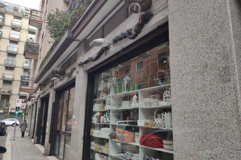 Un bazar cinese a Bari