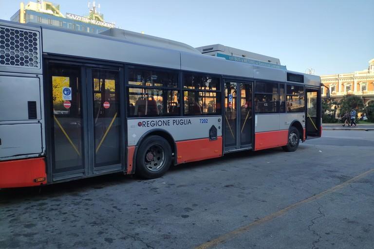 Un bus Amtab
