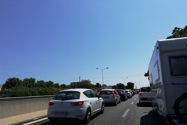 traffico in tangenziale