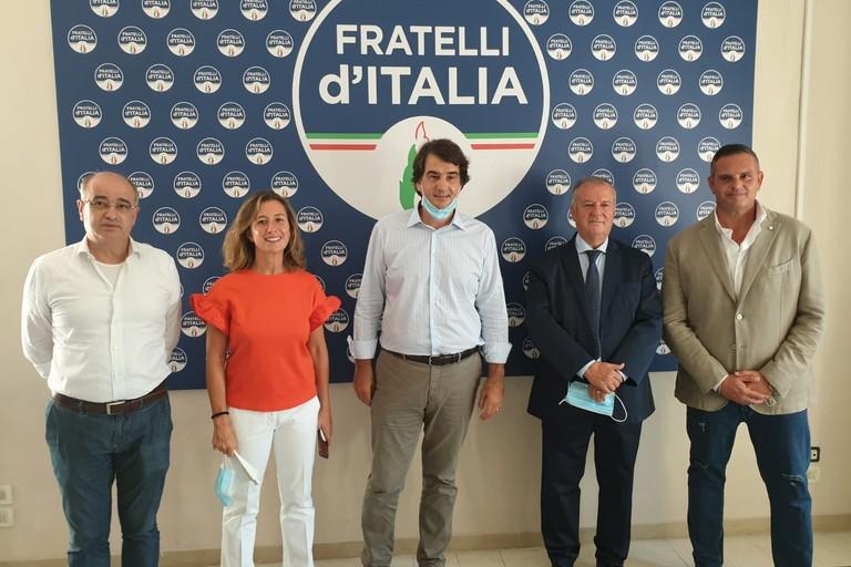 I candidati di Fratelli d'Italia
