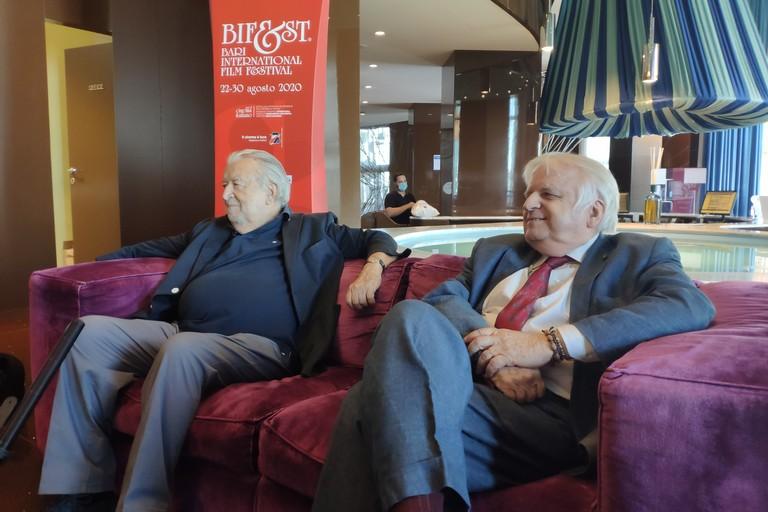 Pupi e Antonio Avati a Bari per il Bif&st