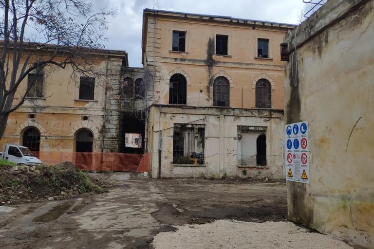 L'ex Manifattura a Bari