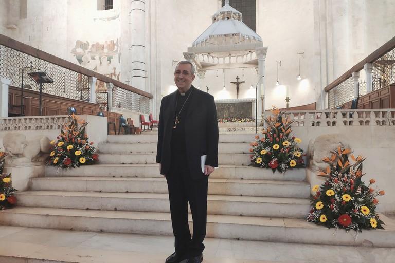Monsignor Giuseppe Satriano