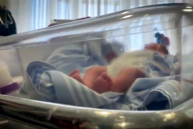Il reparto di neonatologia