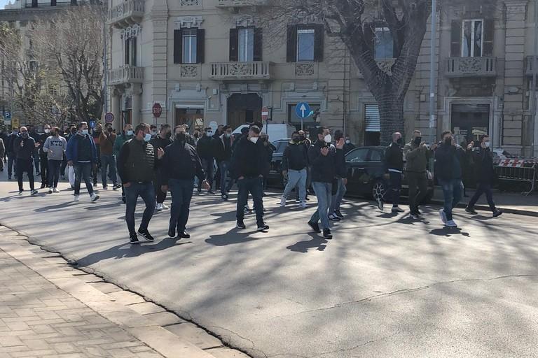 La manifestazione