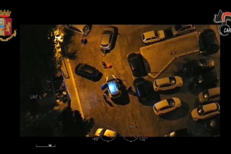 Arresti a Bari