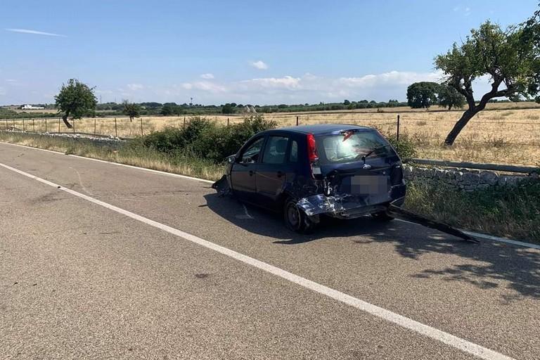 incidente castellana turi