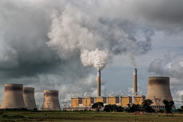 inquinamento centrale elettrica