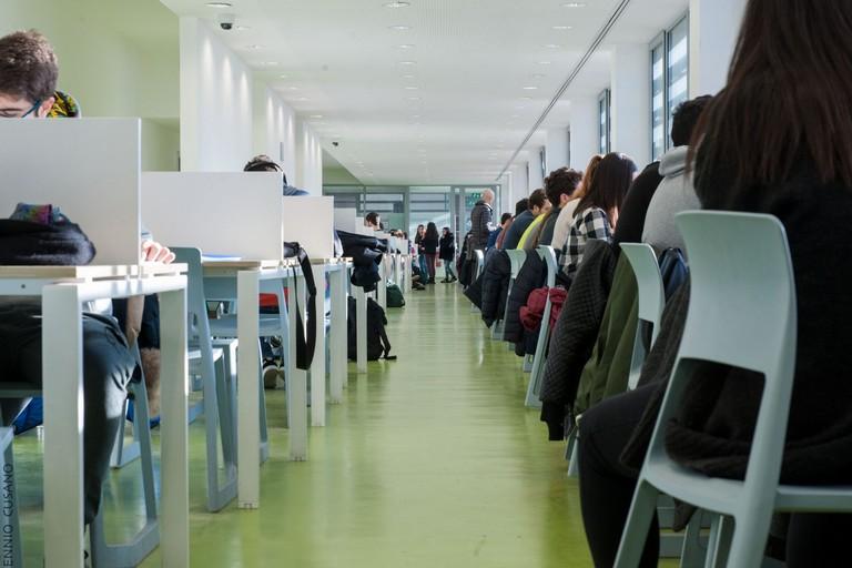 student center politecnico di bari