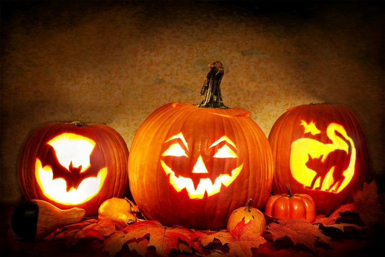Come Fare Zucca Di Halloween.Bari Come Fare Una Lanterna Zucca Di Halloween Lo Spiega Coldiretti
