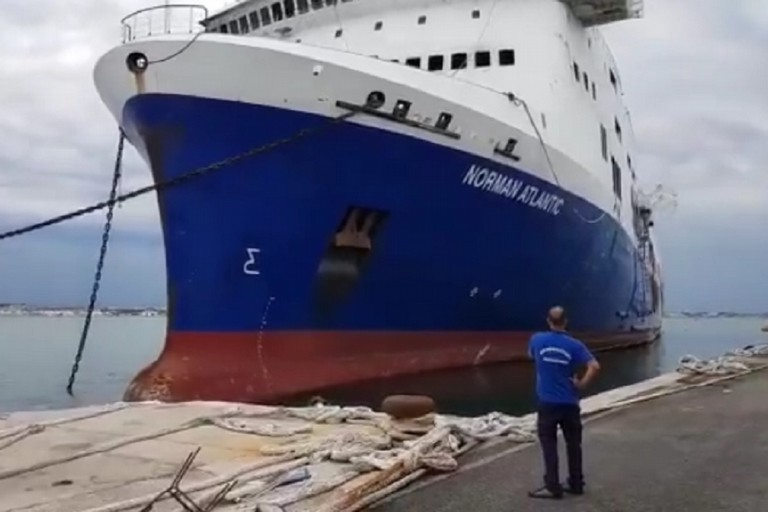 La Norman Atlantic