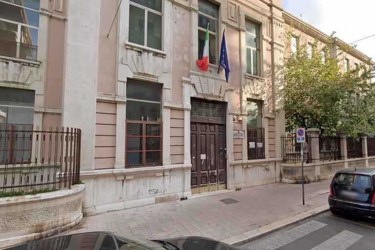La scuola Carlo Del Prete
