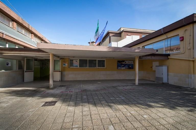 La scuola elementare a Bitritto