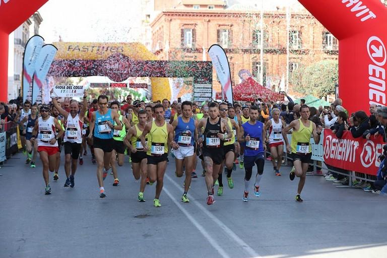 maratona bari