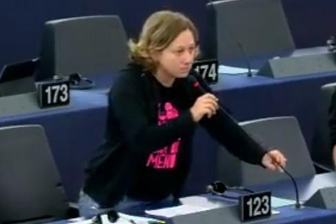 L'intervento di Forenza al Parlamento Europeo