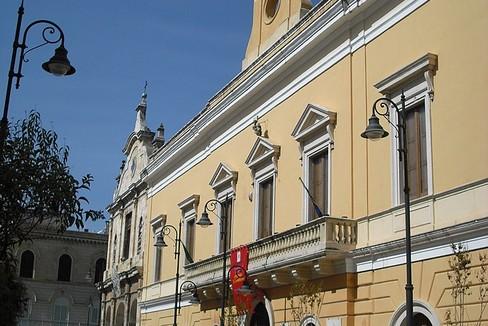 px Noicattaro Palazzo della Cultura