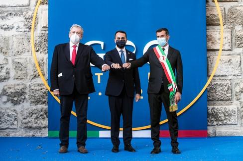 G20, l'evento di apertura al Castello Svevo di Bari