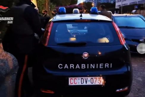 """L'operazione  """"Rewind """" dei carabinieri"""