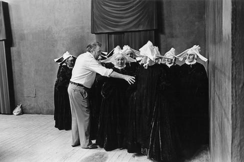 """""""Fellini e Rota - Vite da Set """", a Monopoli una mostra fotografica dedicata a due maestri indiscussi"""