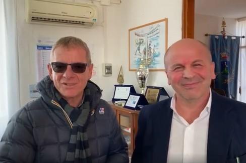 Lestingi e il sindaco di Polignano