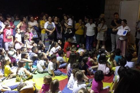 """""""A Libri Aperti Nel Parco """" incontri, letture, teatro e non solo a Bari"""
