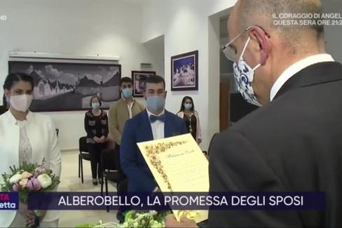 Il matrimonio di Mirko e Paola ad Alberobello