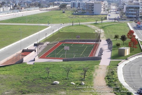 playground via Conenna SantAnna render