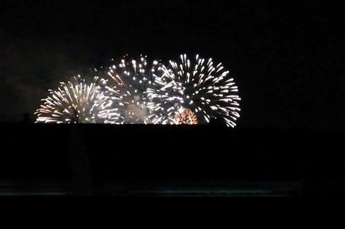 Adelfia festeggia San Trifone, lo spettacolo dei fuochi d'artificio
