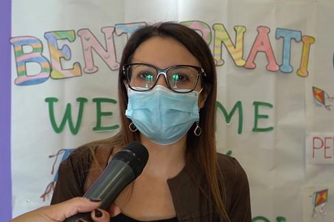 L'intervista a Sara De Nitto, referente Covid scuole