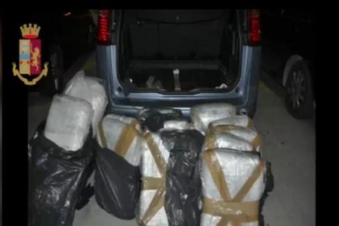 Sgominato traffico internazionale di droga
