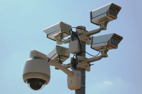 Tentato furto telecamere di videosorveglianza