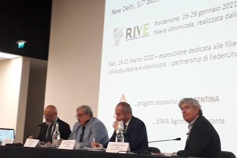 A Bari torna Agrilevante. Le dichiarazioni del presidente di FederUnacoma, Alessandro Malavolti