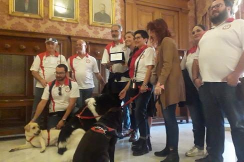 L'assessore Francesca Bottalico elogia il lavoro della SCSN di Bari