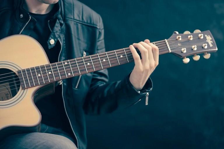musica concerto chitarra