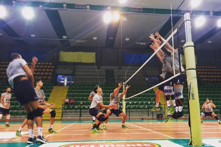New Mater Volley
