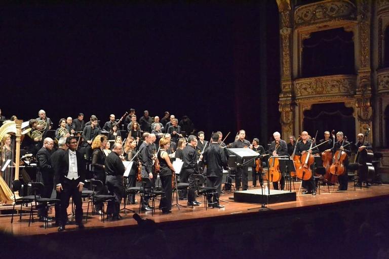 orchestra metropolitana di bari