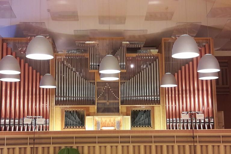 organo tamburini zanin